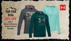 Sportsman's Warehouse Black Friday: Under Armour Hoodies - 30% Off