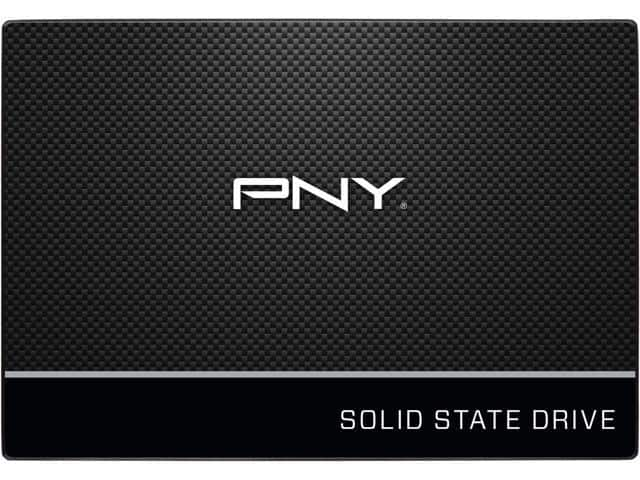 "PNY CS900 2.5"" 480GB SATA III 3D NAND Internal Solid State Drive (SSD) $115 @Newegg"