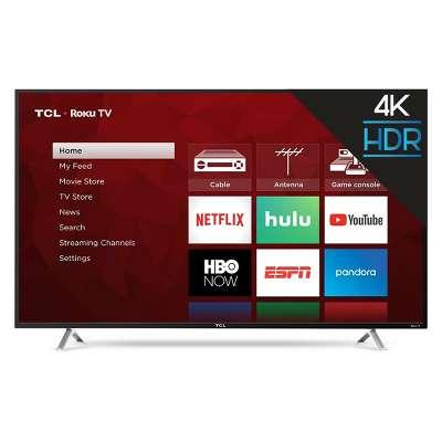 "Target Black Friday: 55"" TCL 2160p 120Hz Roku Smart UHD TV for $349.99"
