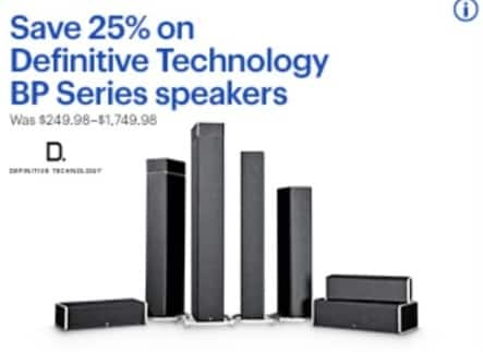 Audiophile Performance, Designer Styling, and Unmatched Value
