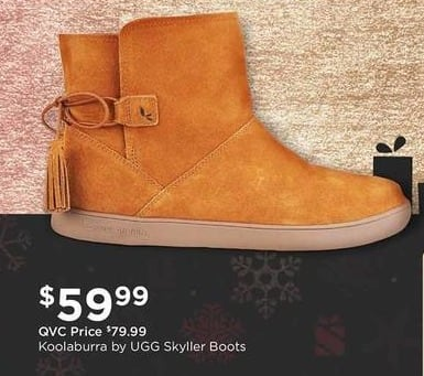 1460cb9793d QVC Black Friday: Koolaburra by UGG Skyller Boots for Her for $59.99 ...