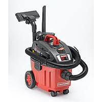 Kmart Deal: Craftsman Four-Gallon Five-Peak HP Wet-Dry Vac @ Sears $65 & free shipping or pickup