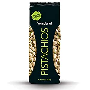 Wonderful Pistachios, Roasted and Salted, 32 Ounce - $10.85 with S&S