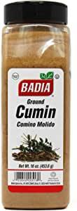 Badia Cumin 16 ounces - 4.11 with S&S