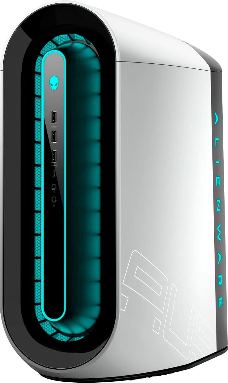 Alienware - Aurora R12 Gaming Desktop - Intel Core i7 - 16GB Memory - NVIDIA GeForce RTX 3070 - 256GB SSD+1TB HDD - Lunar Light $1899.99 at Best Buy
