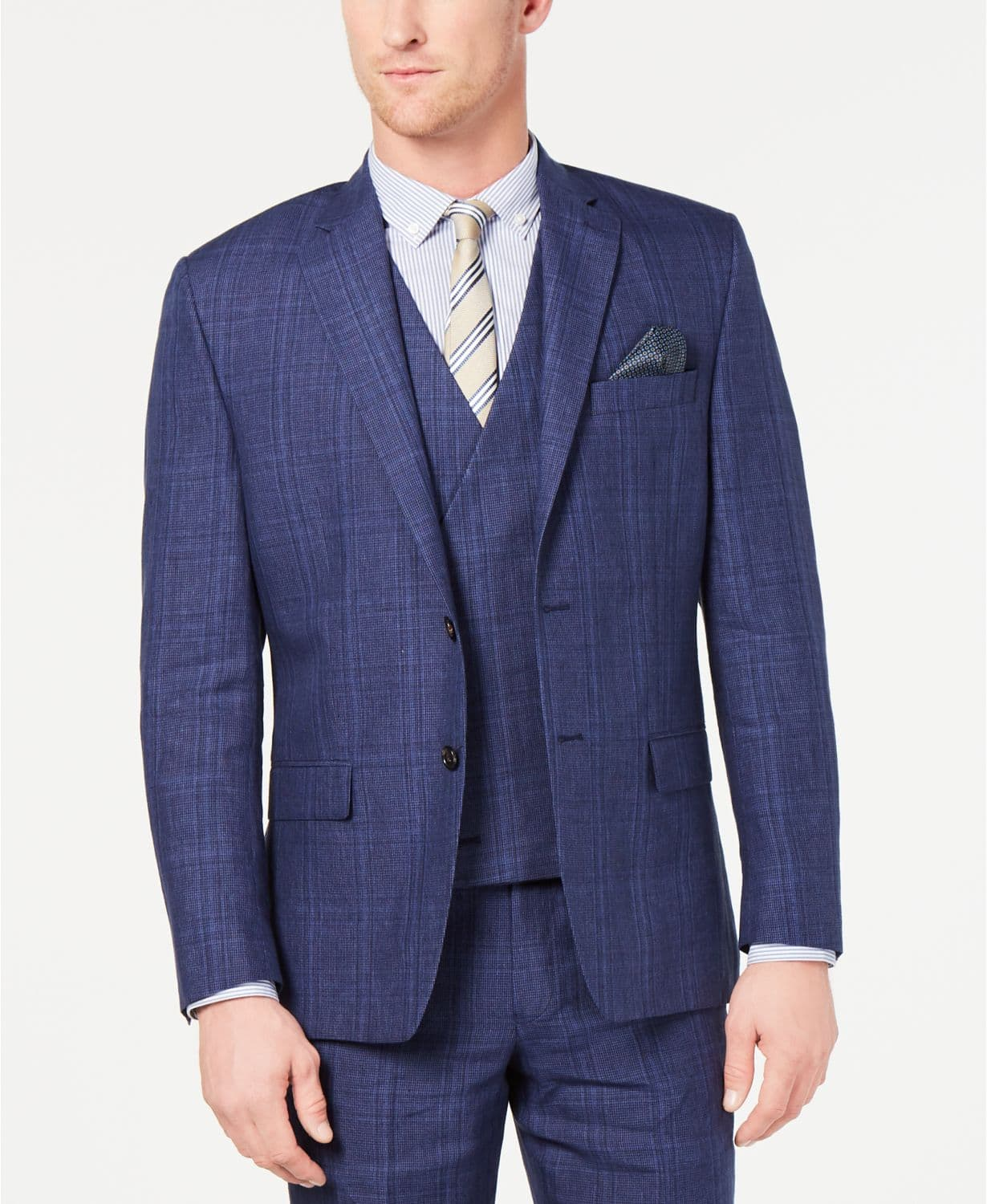 Men's Lauren Ralph Lauren Several Ultraflex Classic-Fit Wool Jackets $40 and above with Free Shipping