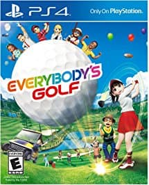 Everybody's Golf PS4 - Amazon $15