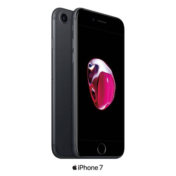 T-Mobile Free iPhone 7 after trade in and rebate and port in. Starts 3-3-17. UPDATE: ENDING THURSDAY MARCH 9, 2017. In- Store Deal Only