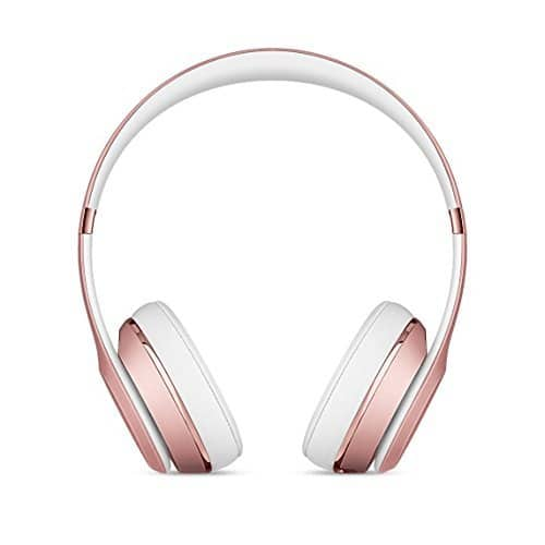 Beats Solo 3 Wireless On-Ear Headphones - $179.99 (Rose Gold only)