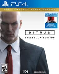 Hitman: The Complete First Season SteelBook Edition (PS4 or Xbox One) $29.99