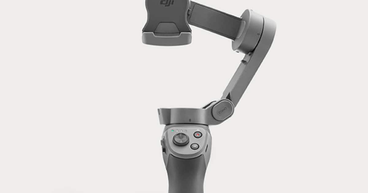 DJI Osmo Mobile 3 with free Moment Photo case - $119