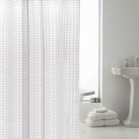 3D Effect EVA Shower Curtain Mildew ResistantWaterproofAnti Bacterial 820