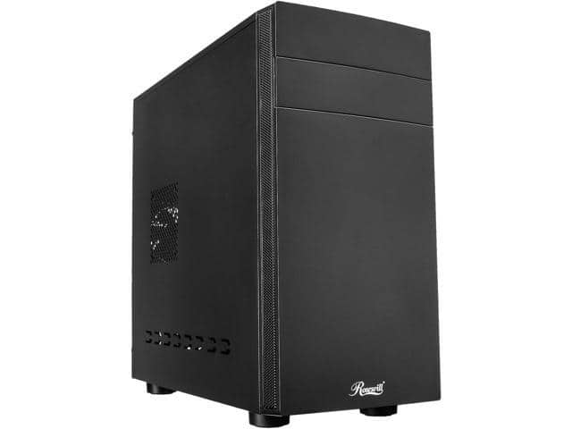 Rosewill Micro ATX Mini Tower Office Desktop PC Computer Case, USB 3.0 - FBM-06 $19.99 Free Ship + Free 120mm Fan @ Newegg