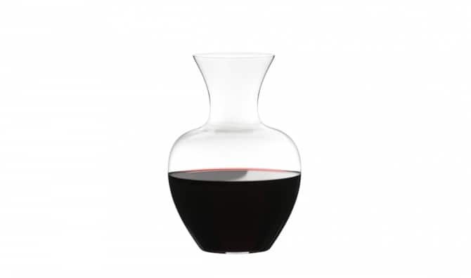 Riedel Crystal Glass Decanter - Apple NY 29.99 free shipping