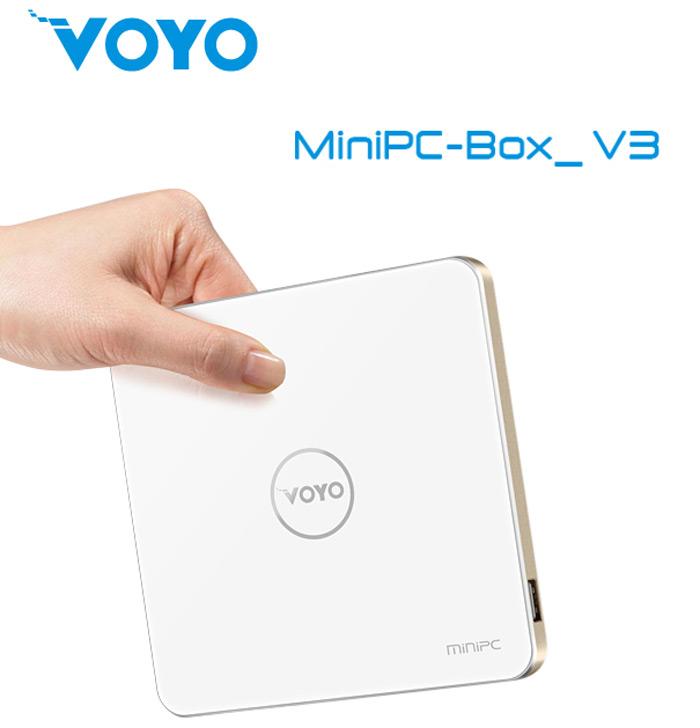 VOYO V3 Mini PC  -  4GB+128GB  WHITE $185.99 + FS