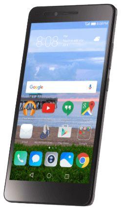 "Simple Mobile Huawei Sensa LTE 5.5"" 16GB Prepaid Smartphone $19.99"