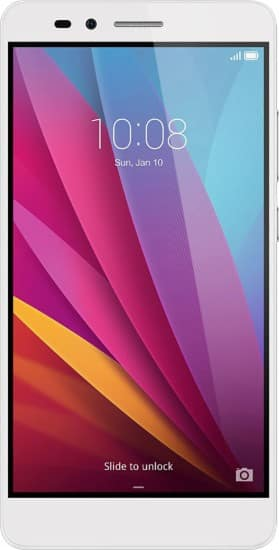 "16GB Huawei Honor 5X 5.5"" Unlocked GSM Smartphone (silver) for $159.99 at Best Buy"