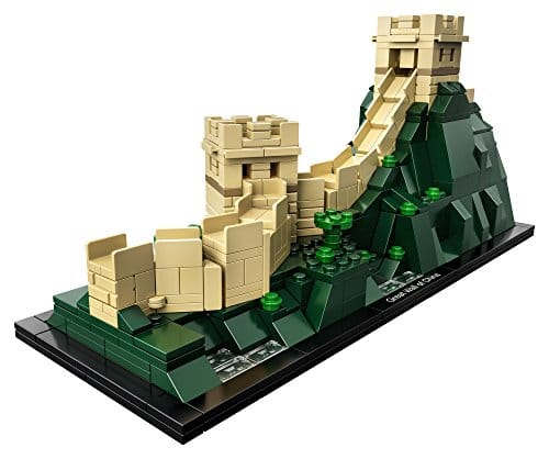 LEGO Architecture Great Wall of China 21041 Building Kit (551 Piece) - $30 at Amazon $29.98