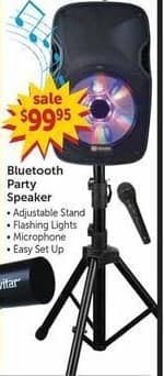 Freds Black Friday: Bluetooth Party Speaker for $99.95
