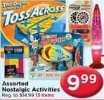 AC Moore Black Friday: Assorted Nostalgic Activities for $9.99