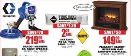 Blains Farm Fleet Black Friday: Graco Magnum X5 Paint Sprayer for $219.99