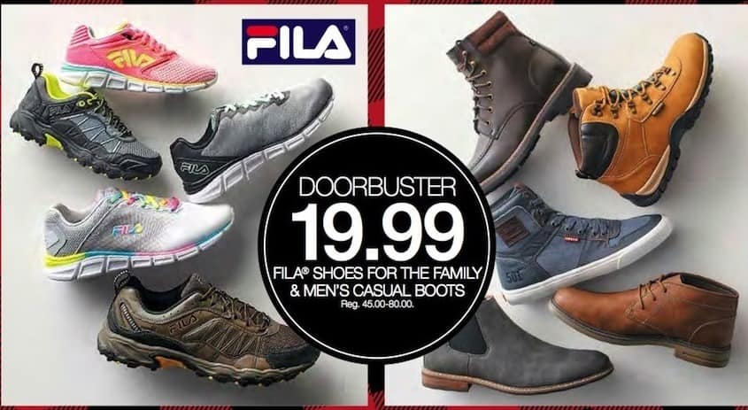 Stage For 19 Stores Fila Friday Shoes Black 99 Family The 4wUrpf4q1T