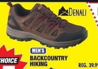 Big 5 Sporting Goods Black Friday: Denali Men's Backcountry