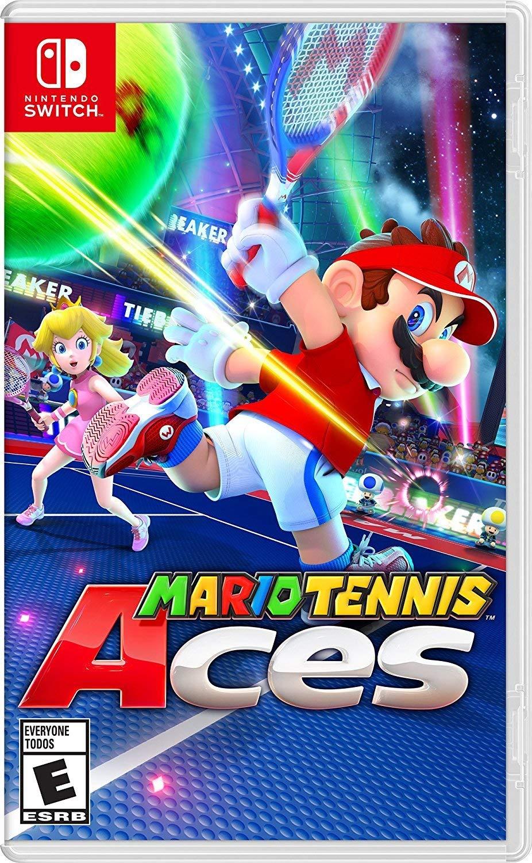 Mario Tennis Aces (Nintendo Switch Digital Download) $39.99