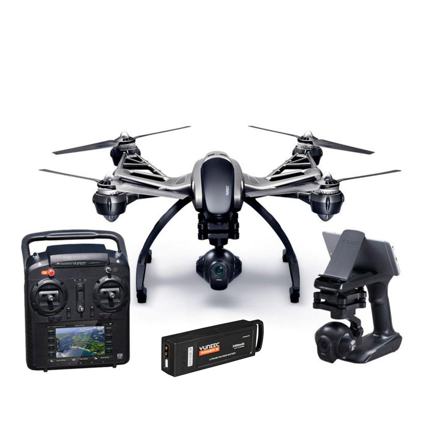 Yuneec Typhoon Q500 4K - Video Quadcopter - $399 w/ Google Express