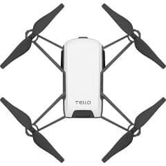 DJI Tello Quadcopter Drone, White/Black $63.20 w/ Google Express