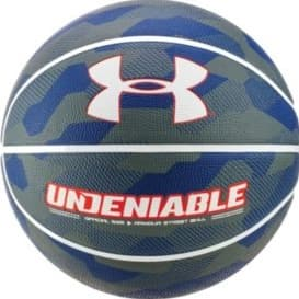 Under Armour Official Basketball at Dick's $9.97 + FS