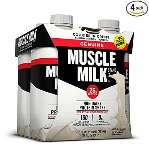 Up to 30% off Select Sports Nutrition Protein Powders and Bars i.e. Muscle Milk, Optimum Nutrition, Isopure, BSN @ Amazon
