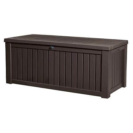 Keter Rockwood 150-Gallon Outdoor Plastic Storage Box $79.96 @ Sam's Club - FS for Plus Members