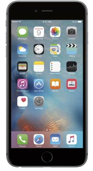 iPhone 6s plus Refurbished 64GB AT&T locked at Bestbuy $549.99