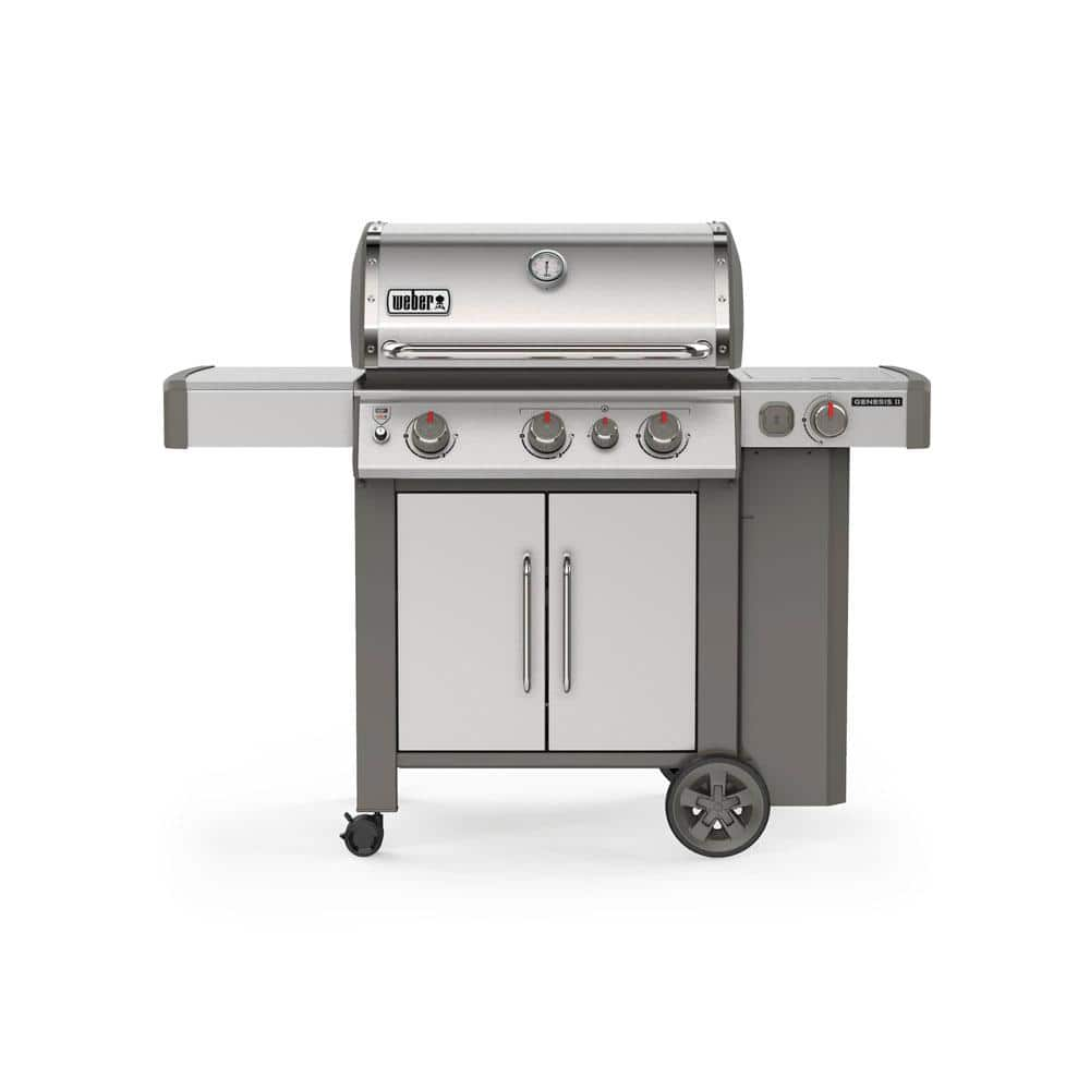 Weber Spirit II S-310 Clearance at Home Depot YMMV $249
