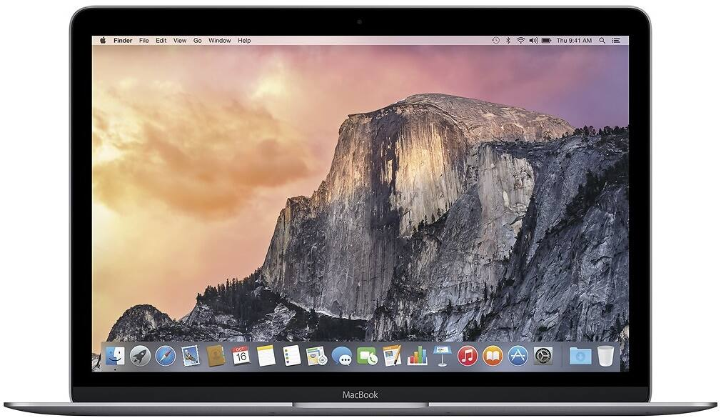 Refurbished 2015 MacBook 12 8GB Memory 256GB - $641 @ bestbuy