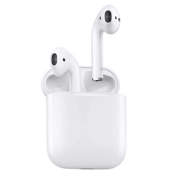 Costco Members: Apple AirPods Bluetooth Earbuds + Free Shipping $139.99