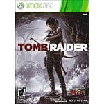 Used Game Sale (Xbox 360 or PS3): The Last of Us (PS3) $18, Tomb Raider (360)