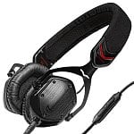 V-MODA Crossfade M-80 Vocal On-Ear Noise-Isolating Metal Headphones
