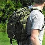 Tactical MOLLE Backpack (Various Colors)