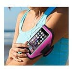 Aduro U-Band Sport Armbands for iPhone 4, 5 ,6 or Samsung Galaxy  $3 + Free Shipping