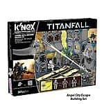 K'nex Titanfall: 541-Piece Angel City Escape Building Set or 195-Piece Ogre Titan Building Set $8.98 + Free Shipping