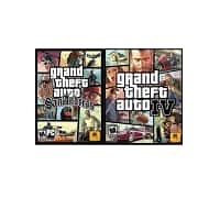 Newegg Deal: PC Digital Download Games: GTA IV + GTA San Andreas Bundle $6, Max Payne or Max Payne 2