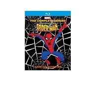 Amazon Deal: The Spectacular Spider-Man: The Complete Series (Blu-ray)
