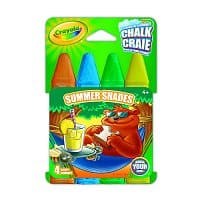 Toys R Us Deal: Buy 1 Get 1 50% off Crayola Sidewalk Chalk (Assorted Colors): 8-ct $0.60, 4-ct.