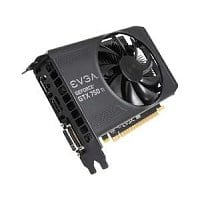 Newegg Deal: EVGA GeForce GTX 750 TI 2GB 128-Bit GDDR5 Video Card