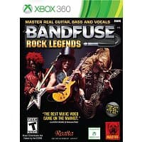 GameStop Deal: BandFuse: Rock Legends Artist Pack w/ Guitar Cable (Xbox 360 or PS3)