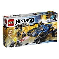 Walmart Deal: LEGO Ninjago Thunder Raider Set