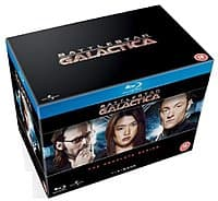 Amazon (UK) Deal: Battlestar Galactica: The Complete Series (Region Free Blu-ray)