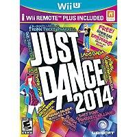 Best Buy Deal: Just Dance 2014 w/ Wii Remote Plus Controller (Wii U)